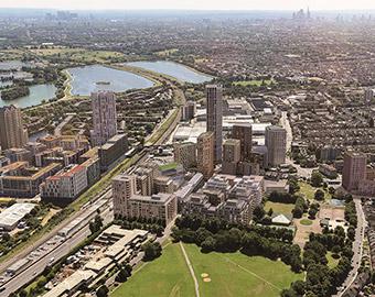 New centre for Tottenham Hale