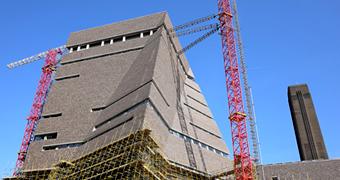 Tate Modern extension, London