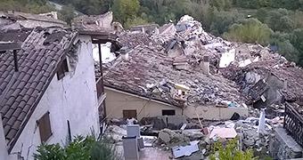 Pescara del Tronto, Italy