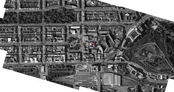 Edinburgh aerial