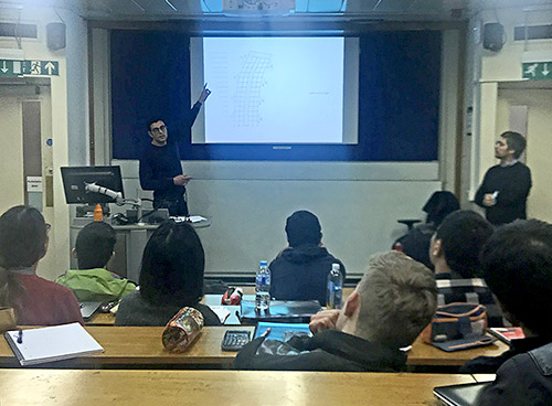 Teaching at UCL