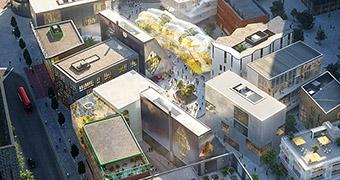 Greenwich Peninsula Design District