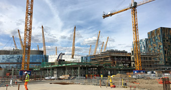 Greenwich Peninsula Design Diistrict