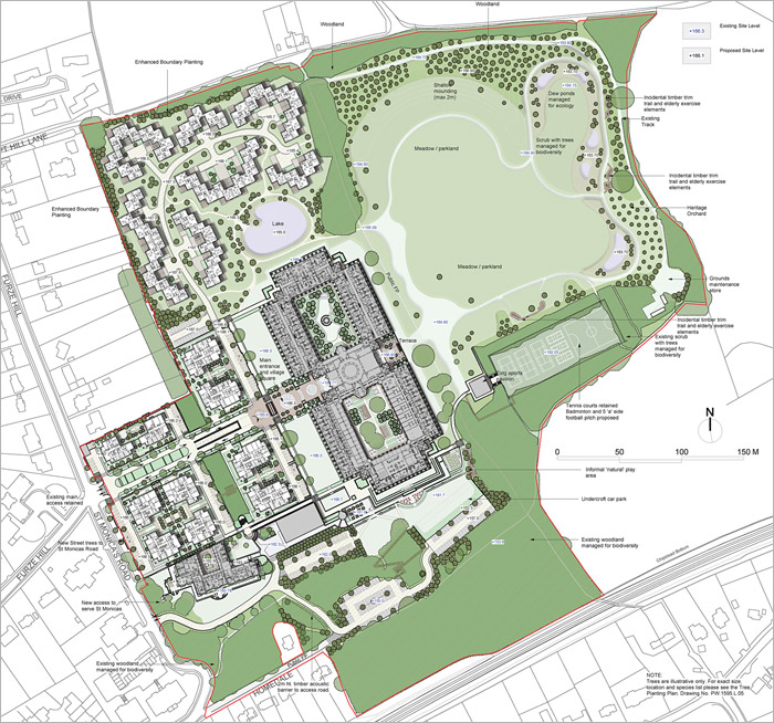 Kingswood project, Surrey