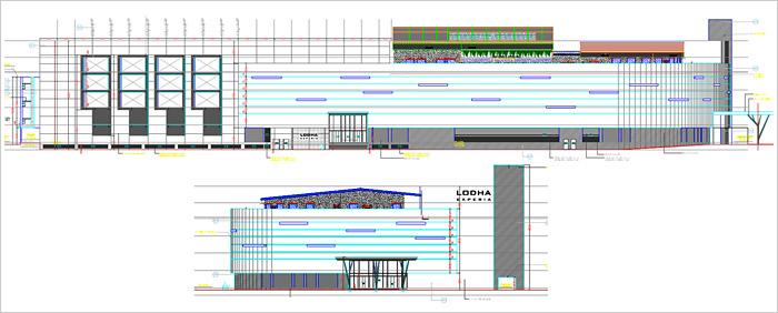 Lodha Xperia Mall extension