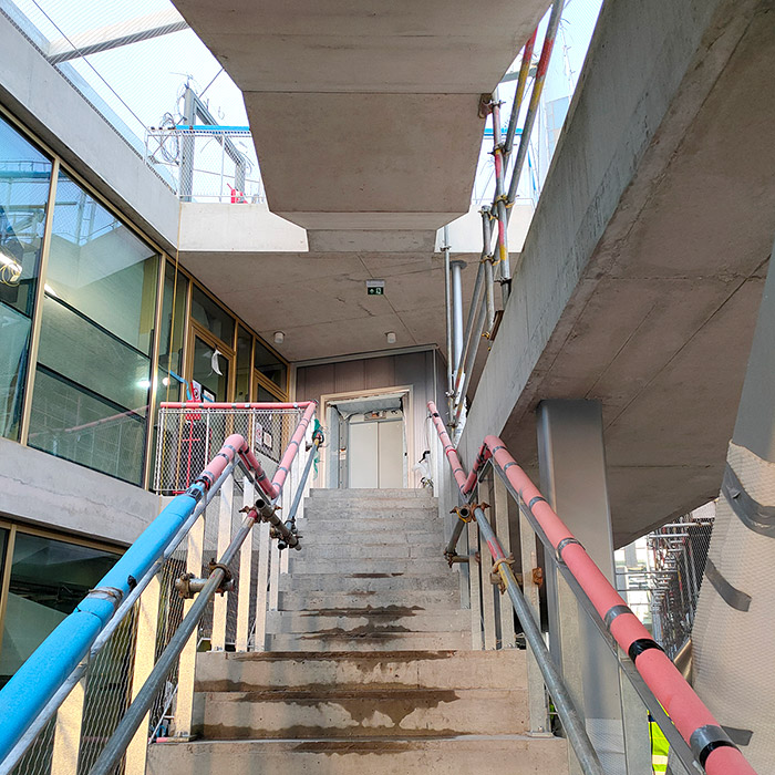 Building C1, Greenwich Design District