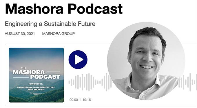 Mashora Podcast, Sebastian Wood