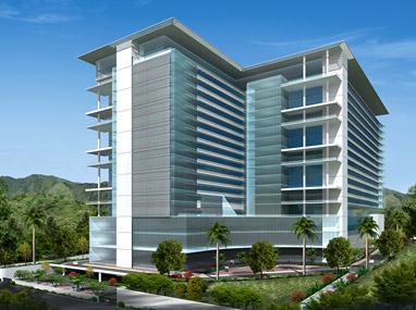 Amazon campus Hyderabad