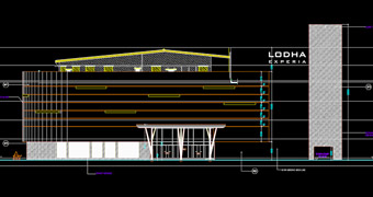 Lodha Xperia Mall extension