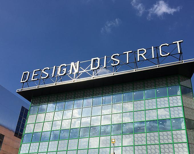 Greenwich Design District